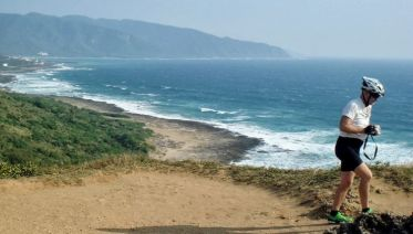 South Taiwan Coast by Road Bike