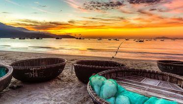 South Vietnam Coastal Cruising - Danang To Ho Chi Minh