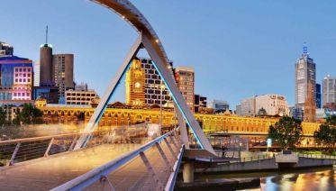 Southern Capitals - City Meets Bush