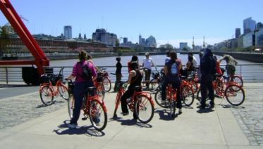 Southern Neighborhoods Bicycle Tour