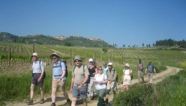 Southern Tuscany Walking and Wine
