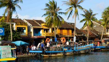 Ho Chi Minh City To Hoi An