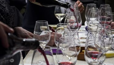 Spanish Wine Tasting in Barcelona
