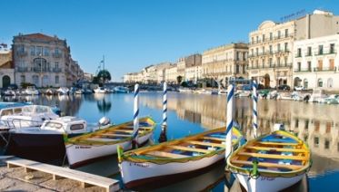 Special Charming Provence : a barge cruise in Southern France