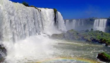Special offer: Iguazu Falls Brazil & Bird Park