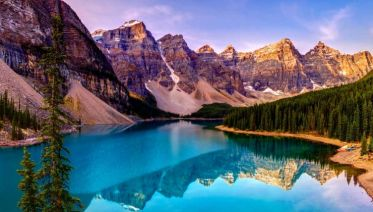 Spectacular Canadian Rockies With Alaska Cruise Inside Stateroom