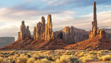 Spectacular Canyons and National Parks