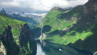 Spectacular Scandinavia and its Fjords
