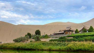 Spirit Of The Silk Road