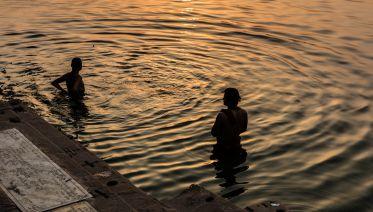 Spiritual Experience In Varanasi