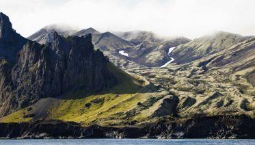 Spitsbergen, Jan Mayen, Greenland and Iceland
