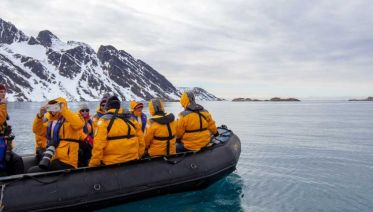 Spitsbergen Photography Adventure
