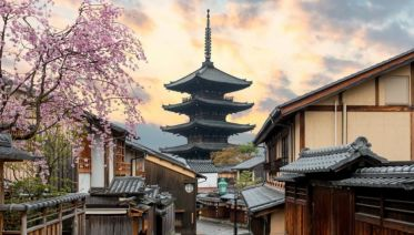 Splendours of Japan