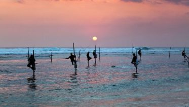 Sri Lanka, Paradise Island