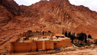 St. Catherine Monastery and Dahab