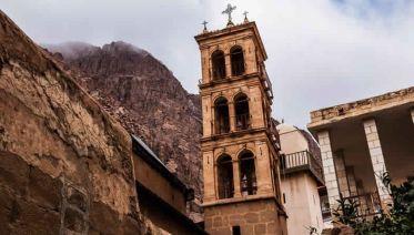 St. Catherine's Monastery, half day