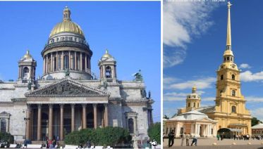 St Petersburg 3-Hour Private Panoramic City Tour by Car