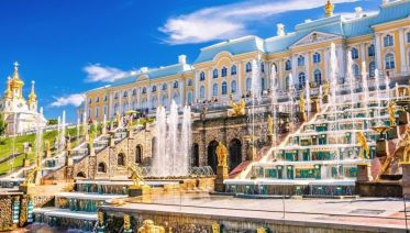 St Petersburg Private 3 Day Moderate Shore Excursion