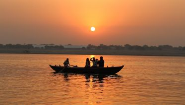 Step towards to Ganga