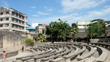 Stone Town City Walking Tour