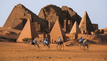 Sudan Desert Explorer