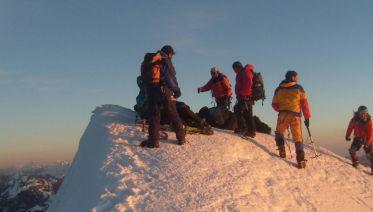 Summits Of Bolivia