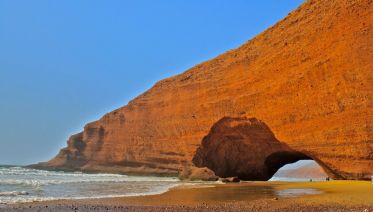 Surfing On Morocco's Atlantic Coast