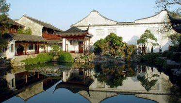 Suzhou & Tongli Water Town Trip from Shanghai