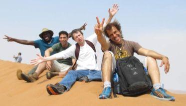 Swakopmund & Sossusvlei Safari 4D/3N