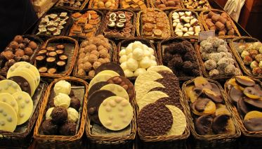 Sweets & Chocolates Walking Tour in Barcelona