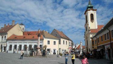 Szentendre Tour from Budapest