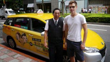 Taipei Taxi Diary