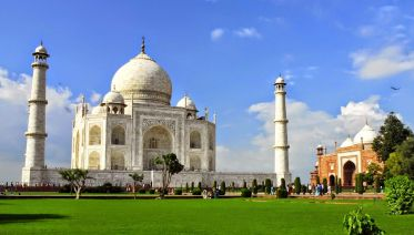 Taj Mahal Private Day Tour