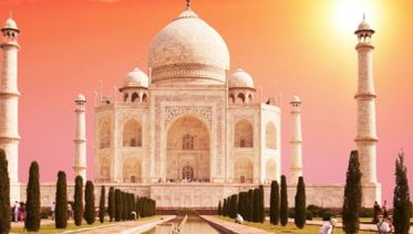 Taj Mahal Tour By Gatimaan Express (Superfast Train)