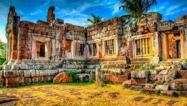 Takeo Getaway - Phnom Penh