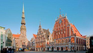 Tallinn to Prague