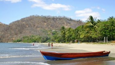 Tamarindo Beach & San José City, Short Break