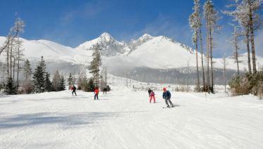 Tatra Winter Activity Family Holiday