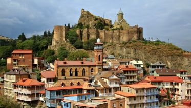 Tbilisi Day Tour