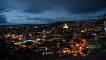 Tbilisi Half Day Walking Tour
