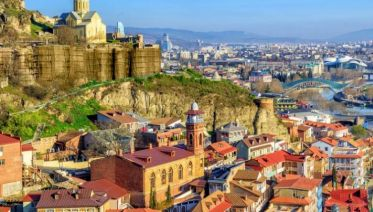 Tbilisi To Tashkent Overlander - 34 Days