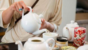 Tea Tasting Tour in Shoreditch
