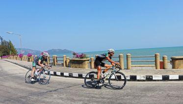 Team SpiceRoads Rides L'Etape Thailand