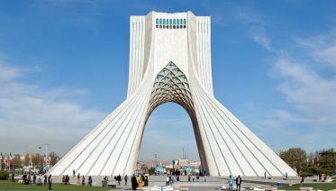 Tehran to Tashkent Overland