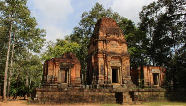 Temple Trail of Angkor