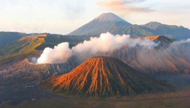 Temples, Volcanoes And Beaches; Private Tour