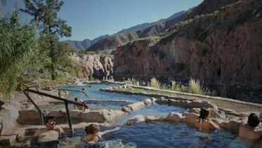 Termas De Cacheuta With Spa Full Day with Lunch