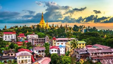 Thailand & Myanmar Ways (from Bangkok)