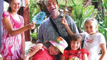 Thailand Family Holiday