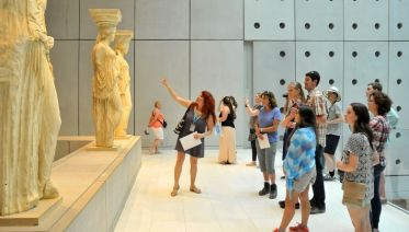 The Acropolis Museum Tour